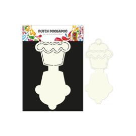 DDBD card art cupcake