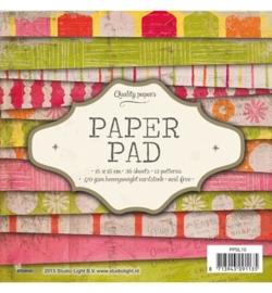 SL paper pad PPSL10