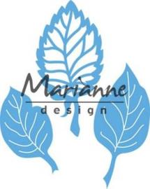 MD creatables anjas leaf set