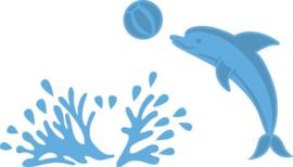MD creatables dolfijn