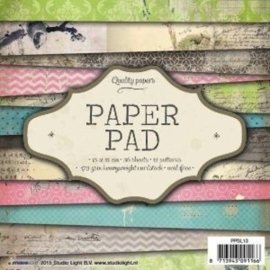 SL paper pad PPSL13