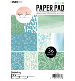 Paper Pad, Karin Joan Blooming Collection nr.01