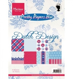 MD pretty paper bloc dutch design