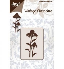 JC vintage  flourishes bloem