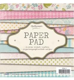 SL paper pad PPSL11