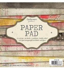 SL paper pad PPSL03