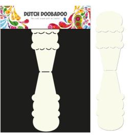 DDBD card art icecream