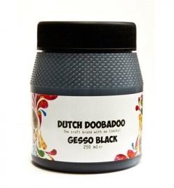 Dutchdoobadoo gesso black