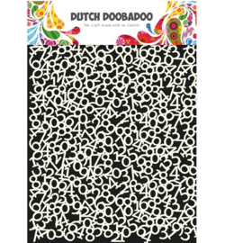 dutchdoobadoo mask art numbers