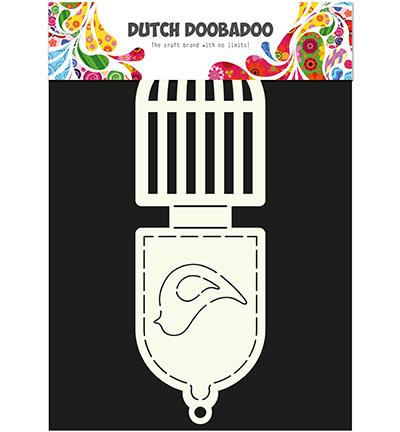 dutchdoobadoo card art birdcage