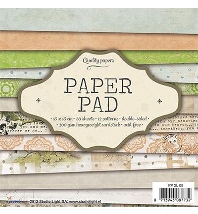 SL paper pad PPSL08