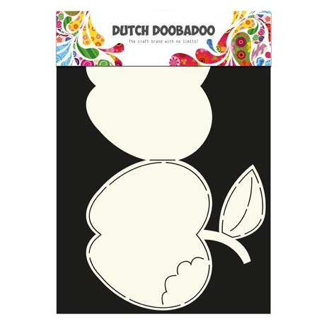 DDBD card art apple