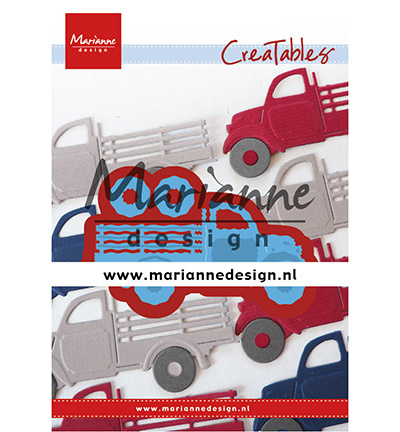 MD creatables truck