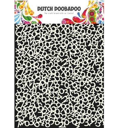 dutchdoobadoo mask art numbers