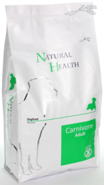 Natural Health Dog Adult Carnivore 3 kg