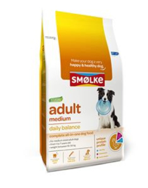 Smolke Hond Adult Medium 12kg