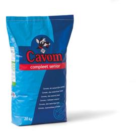 CAVOM - COMPLEET SENIOR 20 KG VLEES SENIOR