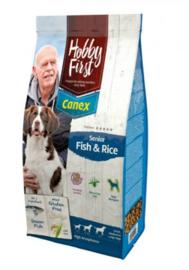 HobbyFirst Canex Senior Fish & Rice - 12 kg.