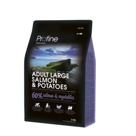 Profine Adult Large Breed Salmon & Potatoes 3 kg