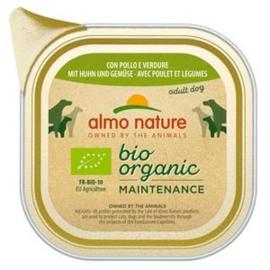 Almo Nature Daily Bio Dog Kip &Groenten 32 x 100 gr