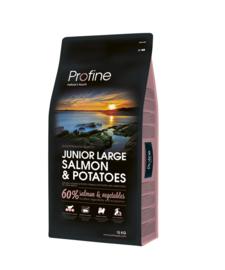 Profine Junior Large Breed Salmon & Potatoes 15 kg
