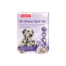 BEAPHAR - NO STRESS HOND 3 PIPETTEN