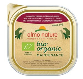 Almo Nature Daily Bio Dog Beef	9 x 300 gr