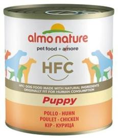 Almo Nature Dog Puppy Chicken 12 x 280 gr