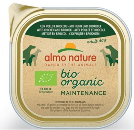 Almo Nature Daily Bio Dog Chicken+Broccoli 9 x 300 gr
