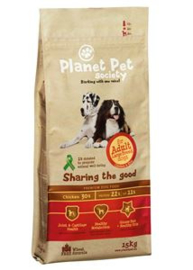 Planet Pet Adult Large Breed Chicken & Rice 15 kg