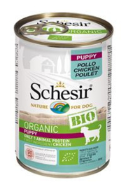 Schesir Dog Bio Puppy Chicken 6 x 400 gr