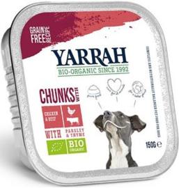 Yarrah Hond Alu Br.Kip/Rund 12 x 150 gr