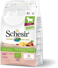 Schesir Dog Dry Bio Medium/Large Puppy 2.5 kg