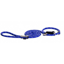 ROGZ ROPE LIJN JACHT BLUE LARGE - 180 CM / 12 MM.