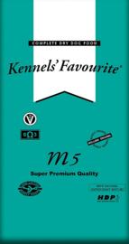 Kennels Favourite M-5Pellet - 15 kg.