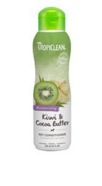TropiClean Kiwi & Cocobutter Conditioner 355 ml