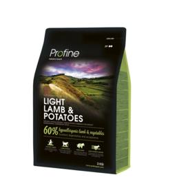 Profine Light Lamb & Potatoes 3 kg