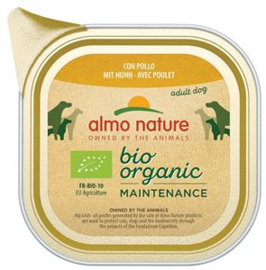 Almo Nature Daily Bio Dog Kip - 32x100 gr.
