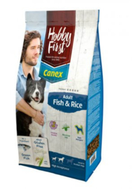 HobbyFirst Canex Adult Fish & Rice - 12 kg.