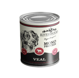 Riverwood natvoer Kalf mono proteïne  6 x 400 gr