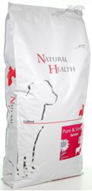 Natural Health Dog Lamb & Rice Senior  12.5 kg