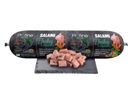 Profine Grain Free Salami worst Turkey & Vegetables 800 gram