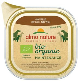 Almo Nature Daily Bio Dog Kalf - 32x100 gr.