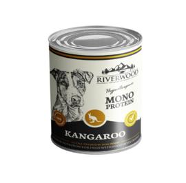 Riverwood natvoer Kangoeroe mono proteïne  6 x 400 gr