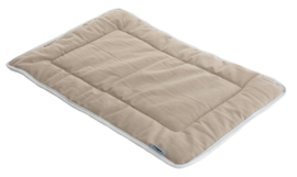 ROGZ LOUNGE POD MAT STONE/CREAM - SMALL