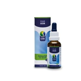 Puur Oor/Auris 30 ml
