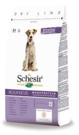 Schesir Dog Dry Medium Mature Chicken 12 kg