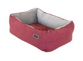 Cosmo Mand S Rood 52x38x13.5 cm