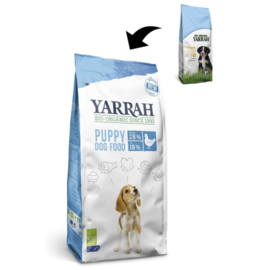 YARRAH - BIOLOGISCHE BROKJES 2 KG KIP PUPPY