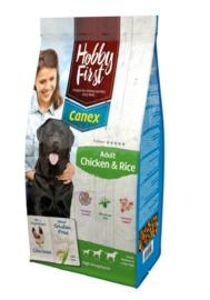 HobbyFirst Canex Adult Chicken & Rice - 12 kg.